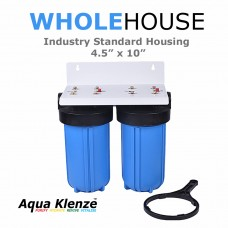 BB10-D Double Water Filter Housing System Filter HousingBB10-DDirect Water Filters