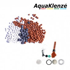 AquaKlenze Mineral Spa Shower Head Refil Pack BathroomMSHF-REFILLDirect Water Filters