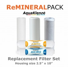 6 Stage Reverse Osmosis Filter Pack  Reverse Osmosis FiltersRO-5PACKDirect Water Filters