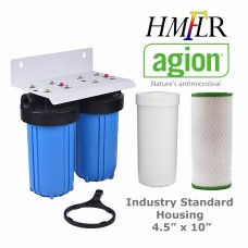 1 Year Whole House Water Filtration System  Whole House WH02 EcoCeram