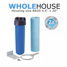 Whole House Water Filtration System  Whole HouseBB20-CB5S-KITEcoCeram