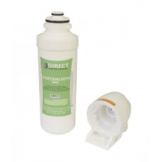 Chatsworth Under sink Water Filter System With Scale Inhibitor AquaKlenzeCHATSWORTH-KDirect Water Filters
