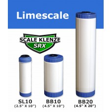 Limescale Softening Filter Cartridge Standard Water FiltersSRXDirect Water Filters