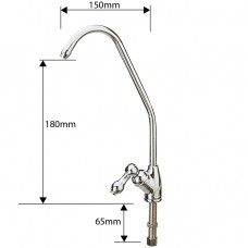 Traditional Single Lobe Lever Water Filter Tap AccessoriesTRADTAP